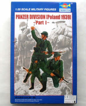 Trumpeter Panzer Division Poland 1939 2 by Trumpeter